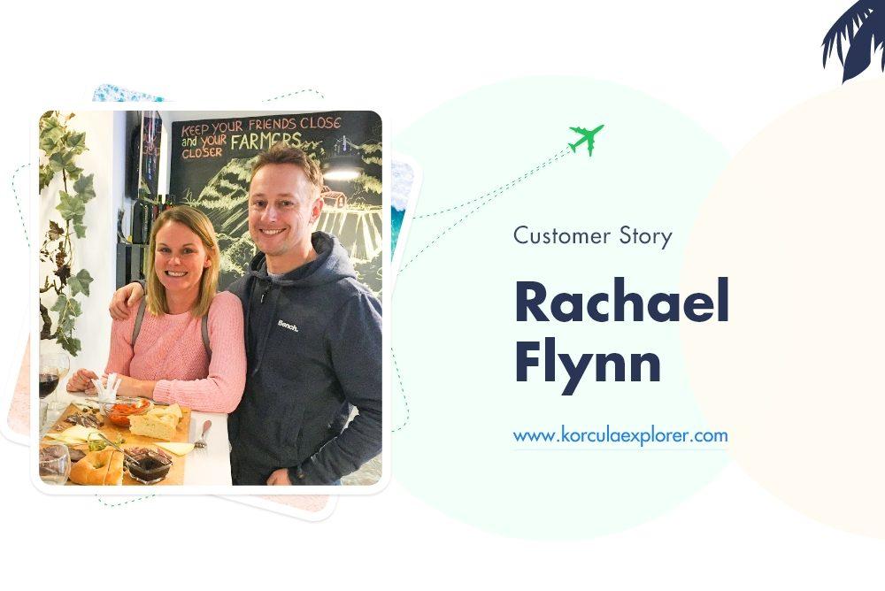 customer story of Rachel Flynn