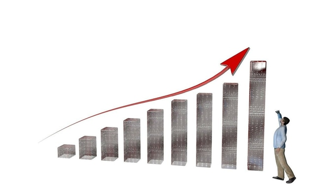 Increase in revenue