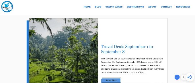 Debra Schroeder - Travelling Well for Less