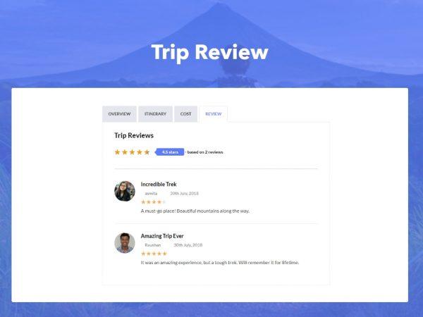 Travel and Tour Booking WordPress Plugin: WP Travel Engine