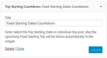 countdown-widget