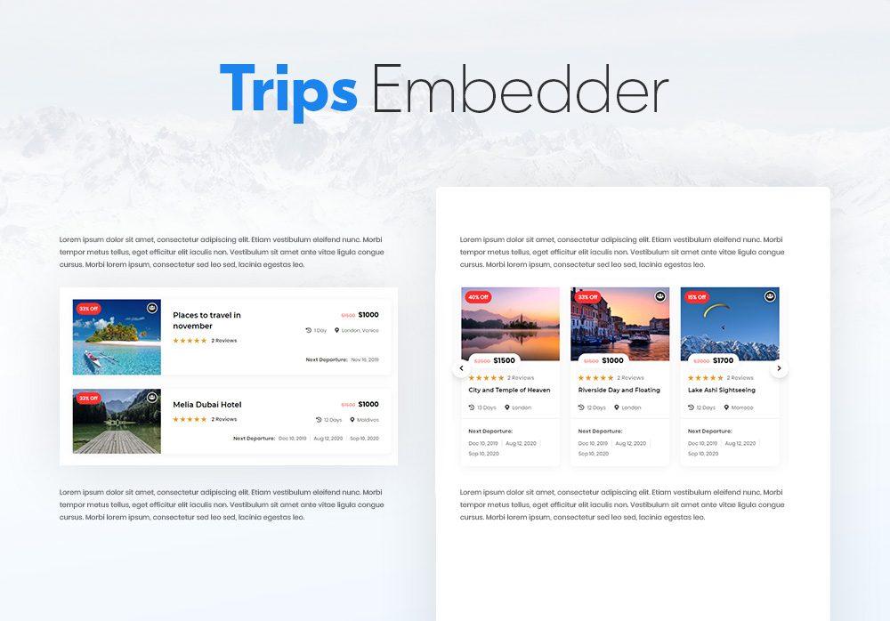 trips embedder banner