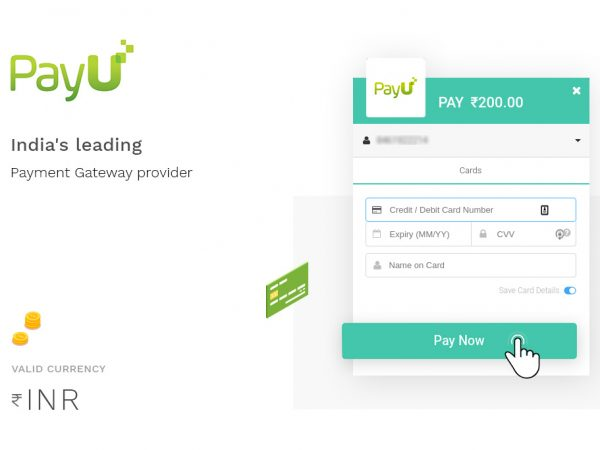 PayU payment gateway banner