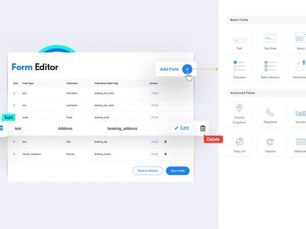 add field on form-editor